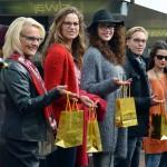 Vele prijswinnaars bij Fashion Surprise op de Middenbaan, Barendrecht