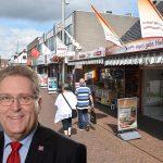 Henk Krol komt zaterdag met 50-plus campagneteam naar de Middenbaan