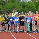 Hardlopen groep 6, 7 en 8 jongens en meisjes, Scholenkampioenschappen 2013 in Barendrecht