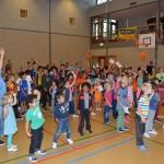 Geslaagde sport- en spelmiddag georganiseerd door kinderen Vrijenburg, Barendrecht