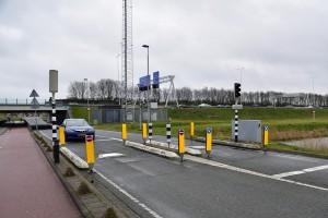 Onderdoorgang A29, Barendrecht