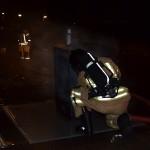Containerbrandje op de kruising Middeldijk Strausslaan in Barendrecht