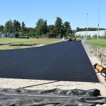 Heropening atletiekbaan Energie op zaterdag 17 september