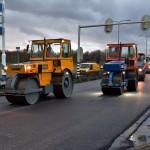Wegwerkzaamheden Kilweg, Barendrecht