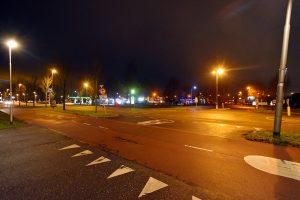 Gemeente onderzoekt plan voor nieuwe rotonde Middelweg/Augustapolder