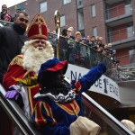 Sinterklaas aankomst Carnisseveste Barendrecht 2012