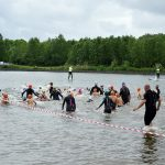 Zwemloop 2016 in het Vrijenburgbos