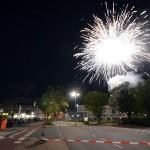 Vuurwerkshow Kermis Barendrecht 2015 te vroeg de lucht in geknald