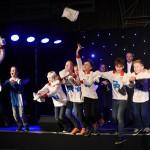 Kinderen dolblij met huldiging tot Sportkampioen Barendrecht 2016