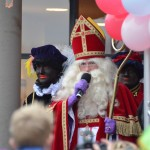 Sinterklaas aankomst Middenbaan Barendrecht 2012