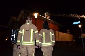 Woning gevuld met rook bij schoorsteenbrand Calandhaven in Barendrecht