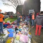 Sfeerimpressie Oude Dorpskern, Koningsdag Barendrecht 2015
