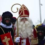 Sinterklaas en zwarte pieten