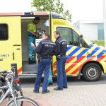 Vrouw in been gebeten door hond aan de Carnisseweg in Barendrecht