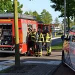 Keukenbrandje in woning aan de 2e Barendrechtseweg in Barendrecht