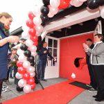 Theehuys Polderzicht in de Zuidpolder officieel geopend