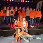 Jeugdkampioenen gehuldigd in sporthal de Driesprong in Barendrecht