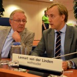 Wethouder Lennart van der Linden