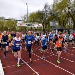Ruim 200 deelnemers bij 37e Oude Maasloop van CAV Energie Barendrecht