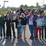 Avondvierdaagse van start in Barendrecht 2013