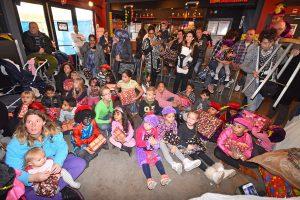 Vrienden voor Vrienden Sinterklaasfeest in De Beuk