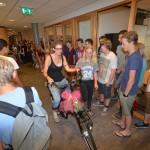 Klasgenoten helpen medeleerling door schenking elektrische fiets (Calvijn Groene Hart, Barendrecht)