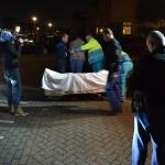 Man gewond bij aanrijding met auto aan het Bartokplantsoen in Barendrecht