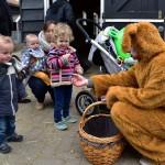 Drukbezocht Paasfeest bij De Kleine Duiker in Barendrecht