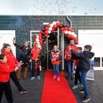 Officiële opening nieuwe accommodatie CAV Energie in Barendrecht