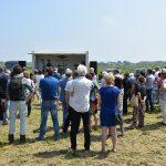 Veel belangstelling voor opening nieuwe deel Zuidpolder Barendrecht
