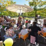 Humanitas opent nieuwe locatie Kunstexpress op het Middeldijkerplein