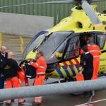 Traumaheli landt voor incident bij IKEA Barendrecht (Hamburg)