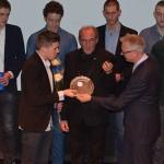 Uitreiking prijzen (eerste helft), Sportgala Barendrecht 2014