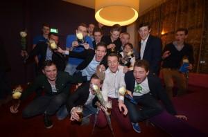 Prijzen uitgereikt op Sportgala Barendrecht 2014