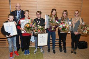 Jeugdlintje voor 5 kinderen (9-15 jaar) die zelfdoding bij spoor Barendrecht voorkomen