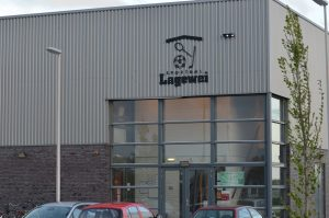 Sporthal Lagewei, Barendrecht
