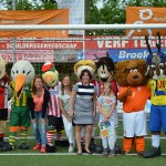 Groepsfoto's G-Voetbaltoernooi 2014, BVV Barendrecht