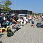 Kofferbakverkoop voor Stichting KiKa door Eiland Marlyne