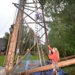 JOTA Toren, Scouting Barendrecht