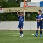 Wedstrijden en penalties G-Voetbaltoernooi 2014, BVV Barendrecht