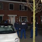 Politie onderzoekt woninginbraak aan de Rozenhout in Barendrecht