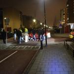 Scooterrijder loopt zwaar letsel bij aanrijding met auto aan de Hazenburg in Barendrecht