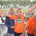 Succesvol nationaal G-voetbaltoernooi op sportpark de Bongerd in Barendrecht