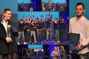 Winnaars Sportgala Barendrecht 2017