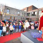 Sinterklaasfeest bij basisschool Het Kompas