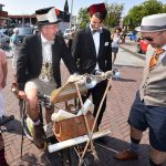 Gentlemen's Ride Barendrecht 2016