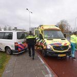 Bezorgde omstander schakelt hulp in na val van fietser Barendrechtseweg