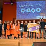 €2.528 opgehaald voor KiKa met Dinnershow op het Calvijn Groene Hart in Barendrecht