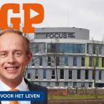 SGP verkiezingsbijeenkomst met Kees van der Staaij in Focus Beroepsacademie