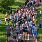 Dag 1: Avondvierdaagse Barendrecht 2016